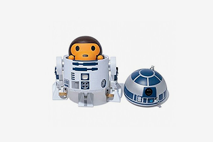 Star Wars A Bathing Ape Baby Milo R2D2