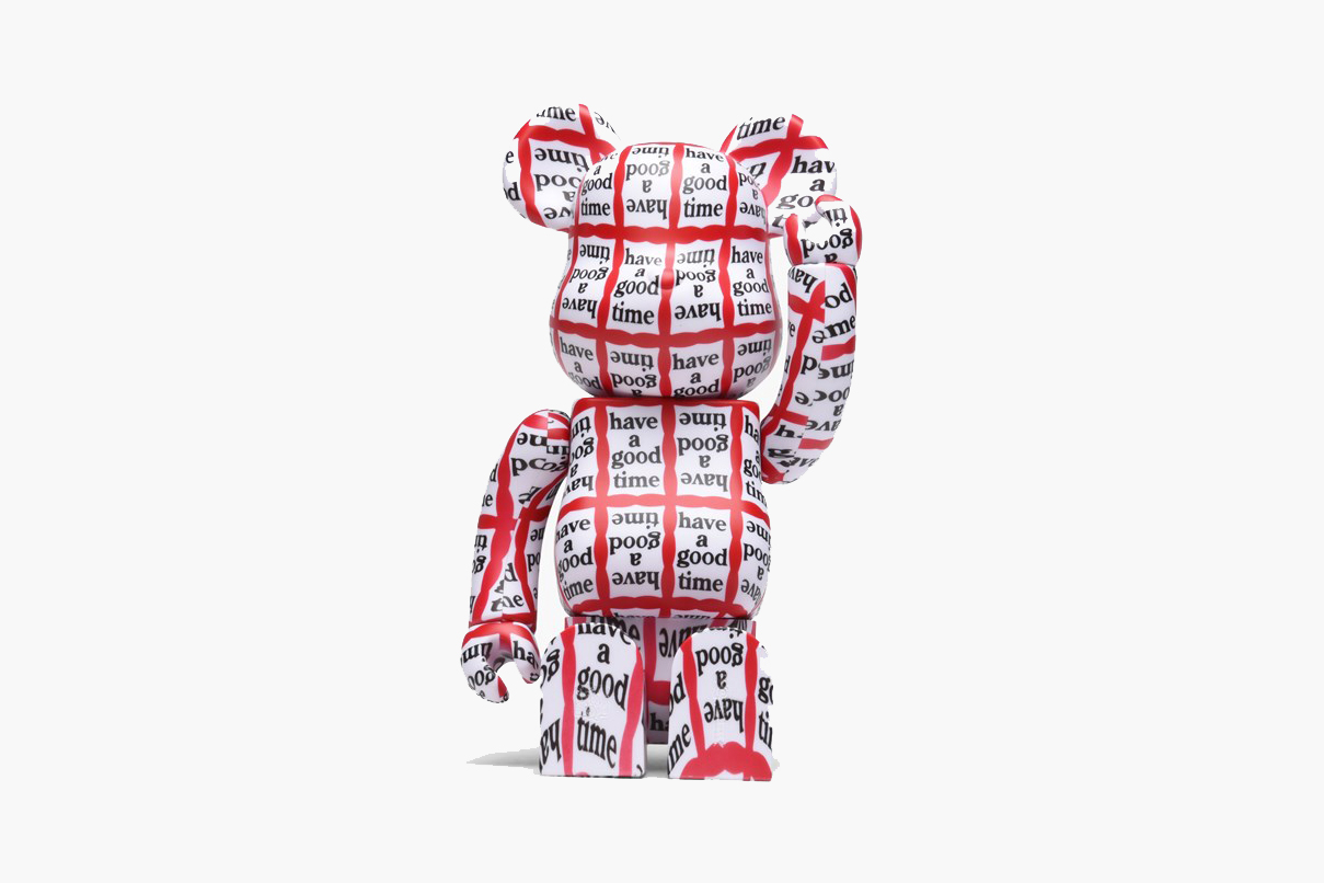 Bearbrick Have A Good Time 400% + 100%