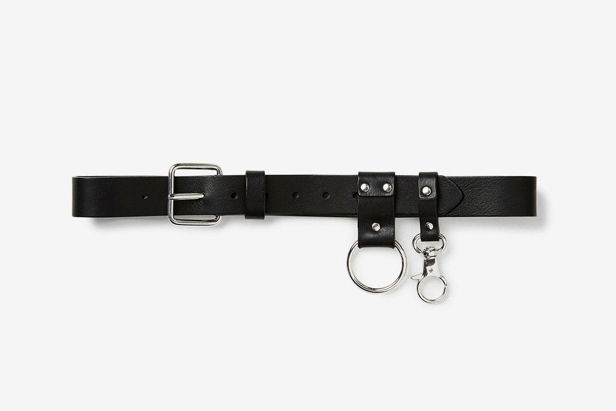 Key Leather Belt