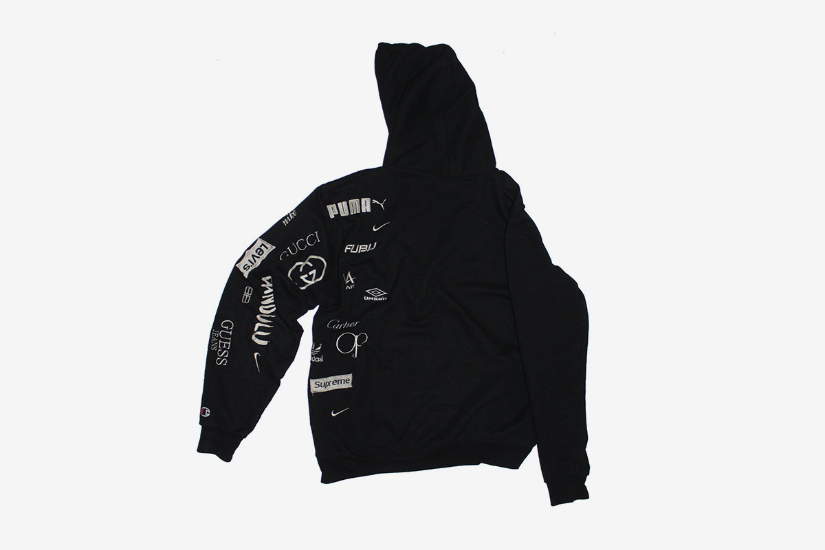 Canal Street South Paw Hoodie