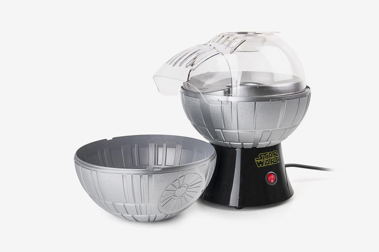 Death Star Popcorn Maker