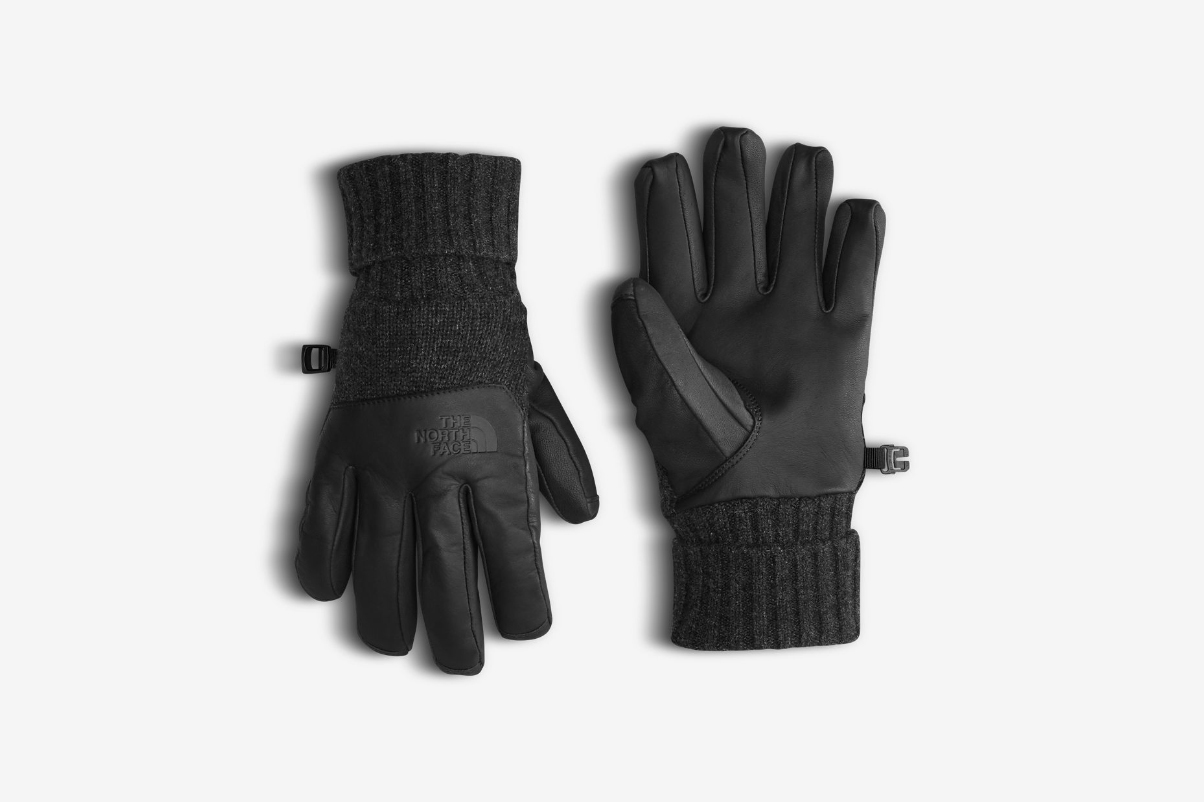 Cryos Leather Gloves