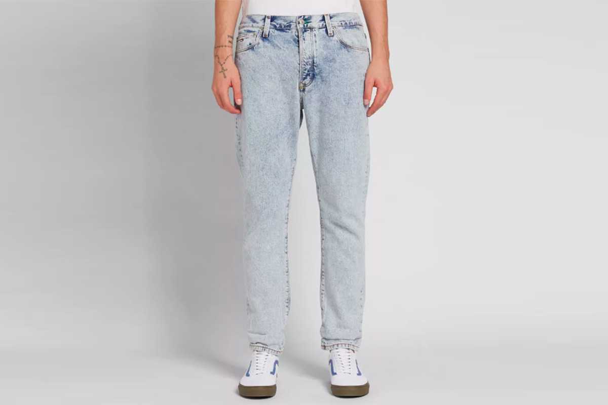 90s Classic Straight jeans