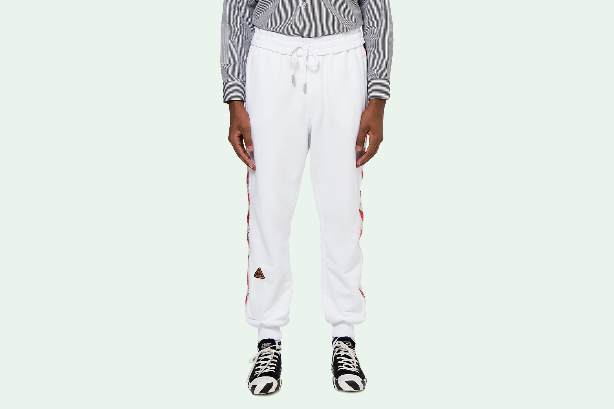 Side Tape Sweat Pants