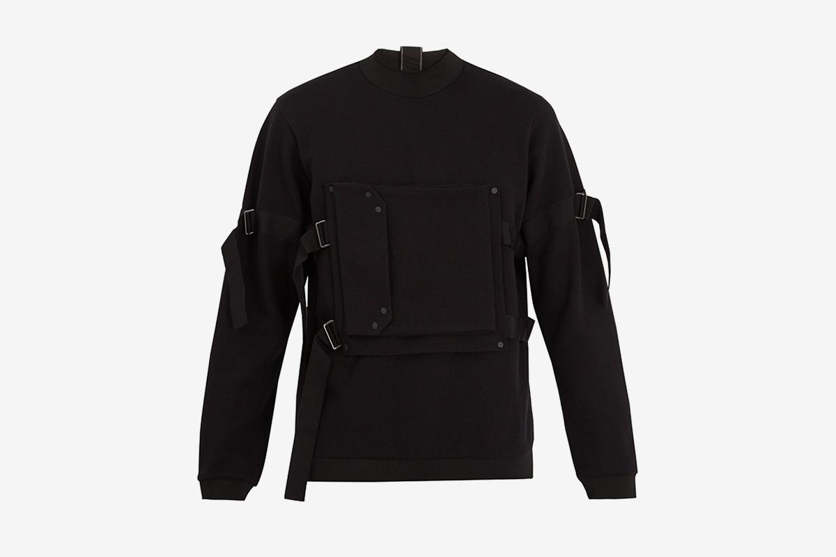 Tactical Mockneck Sweater