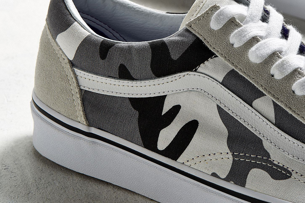 Old Skool Arctic Camo