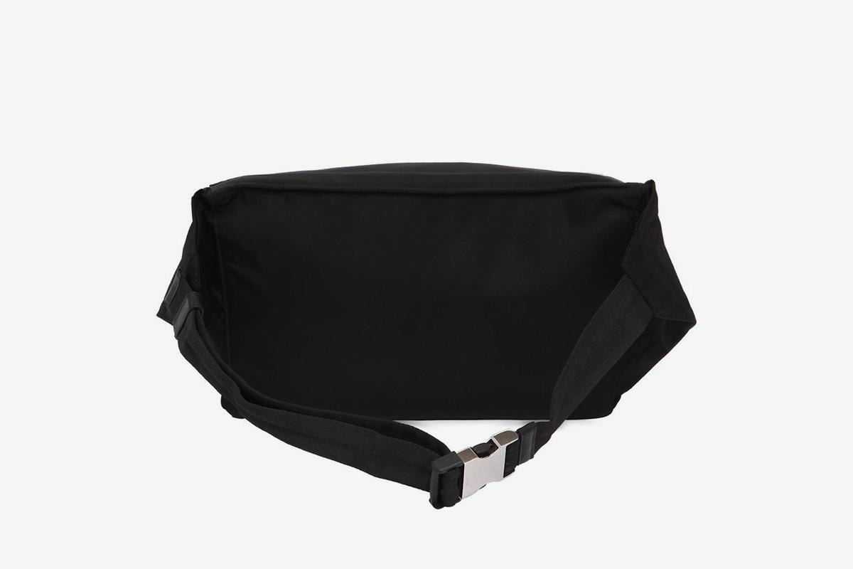 Maxi Nylon Belt Bag