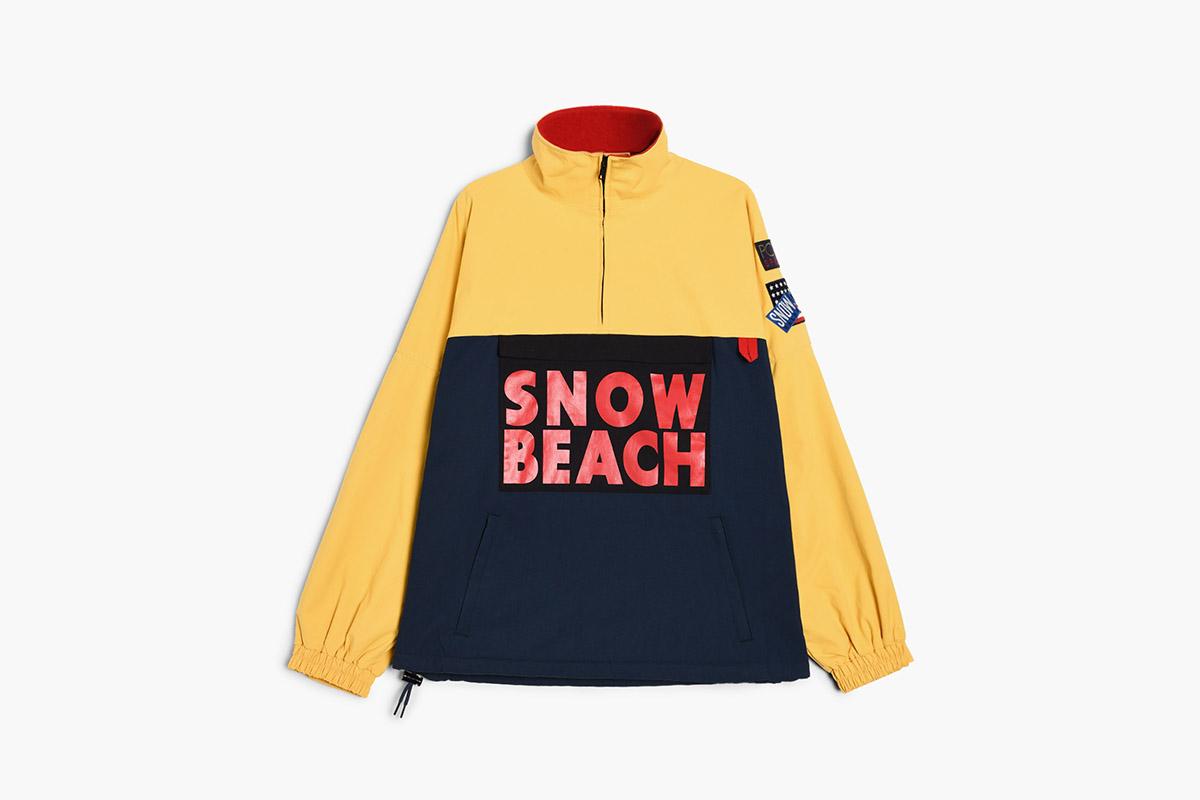 Snow Beach Pullover