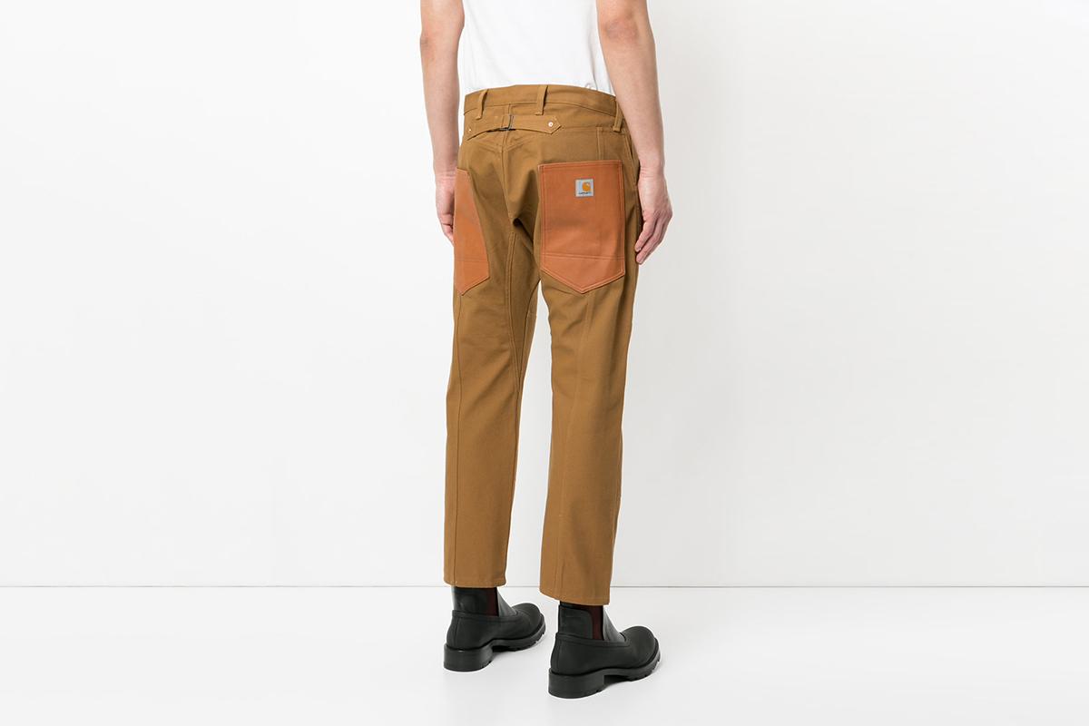 Double-Knee Pant
