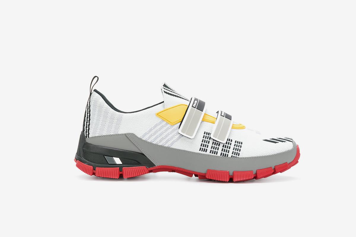 Color Block Sneaker