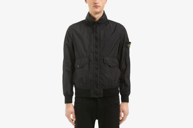 Stone Island Bomber Jacket What Drops Now