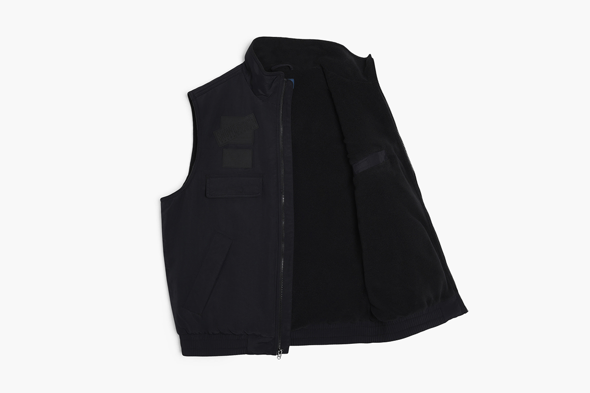 Snow Beach Lined Vest