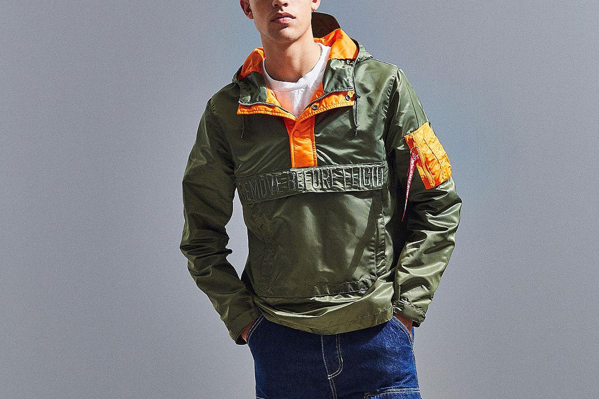 Seafarer Anorak Jacket