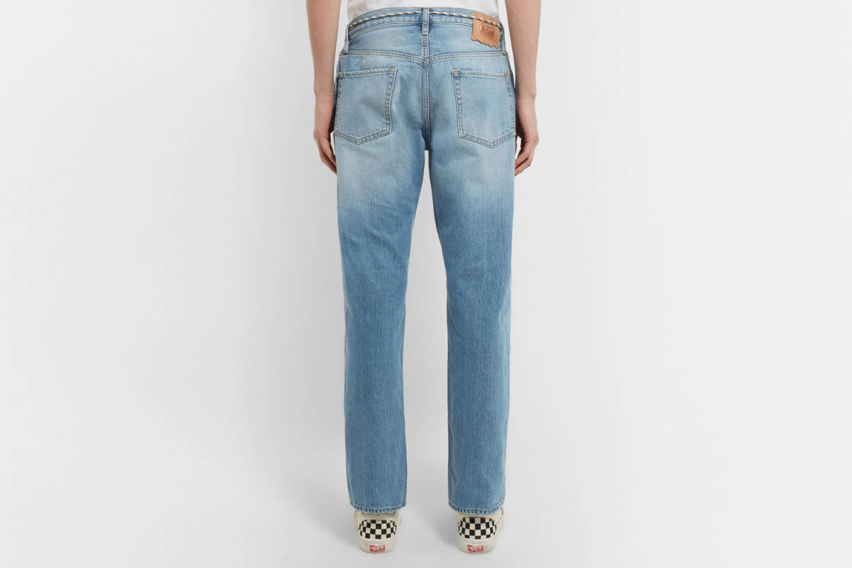 Lilly Selvedge Jeans