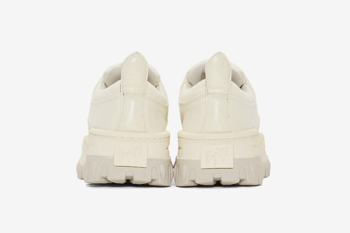 Canvas Angel Sneakers