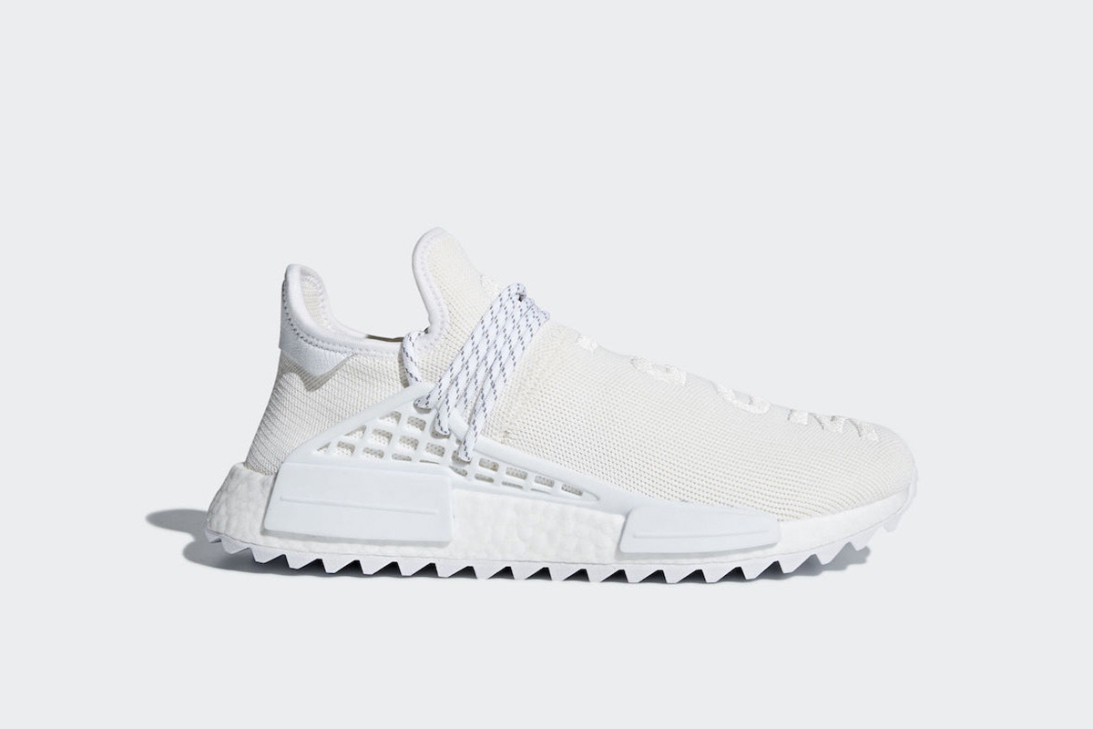 HU NMD Blank Canvas