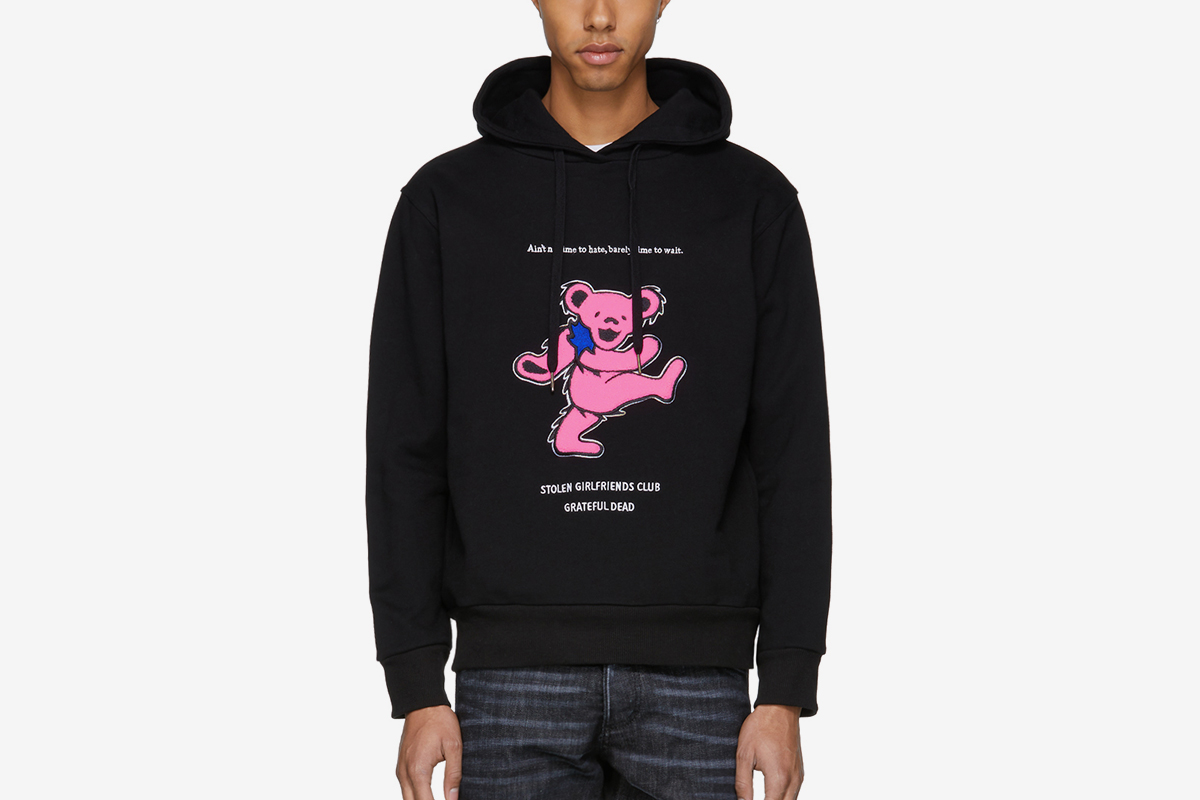 Ain't No Time To Wait Hoodie