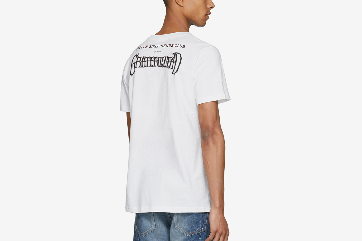 Skeleton Strip T-Shirt