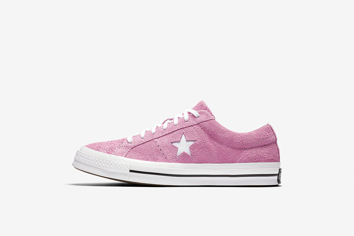 One Star PRM Suede Low