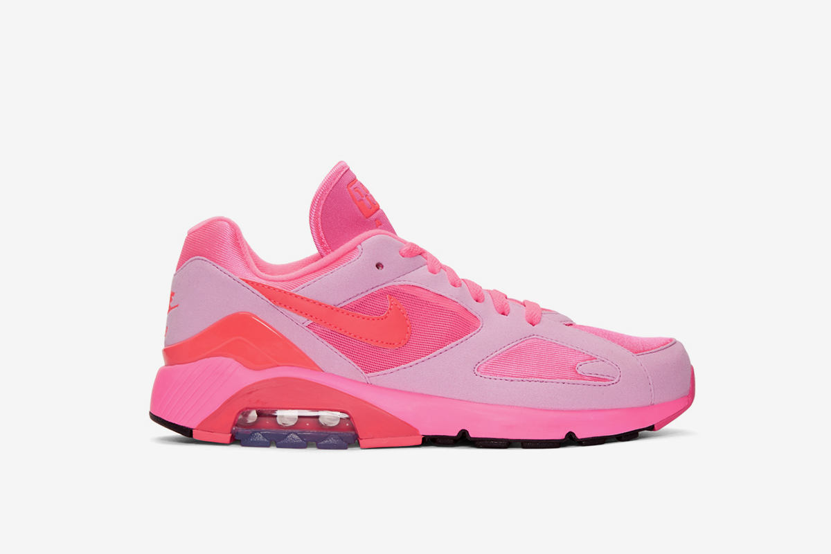 pretty nice 49256 85e36 Heres Where You Can Cop the COMME des GARÇONS x Nike Air Max