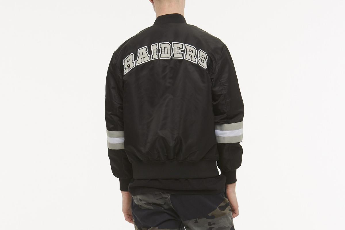 Bomder NFL Bomber Jacket