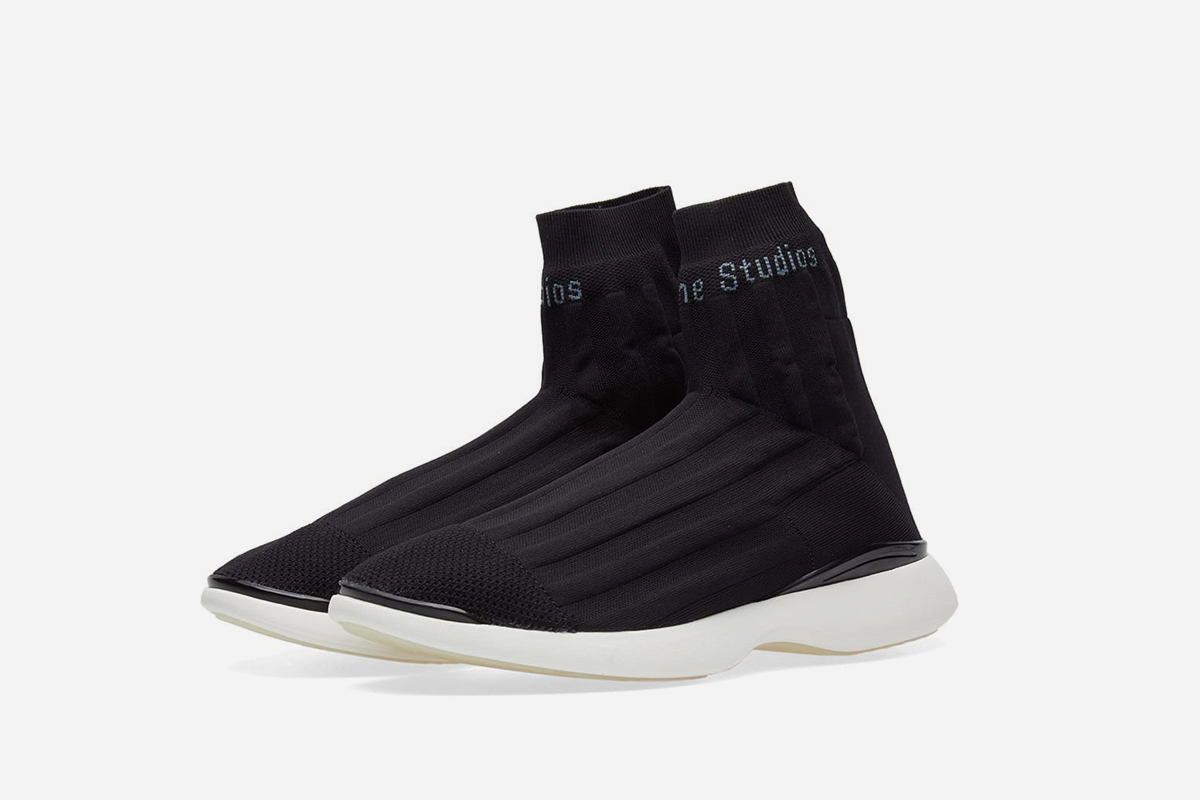 Tristan High Top Sneakers