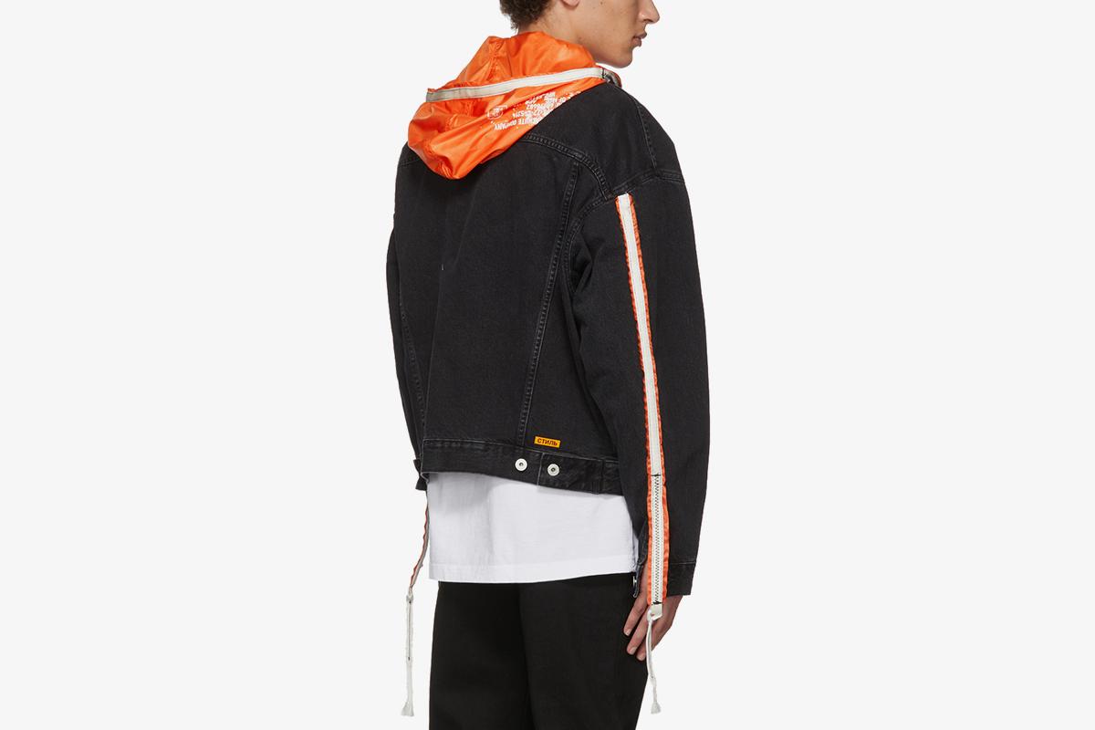Parachute Denim Jacket