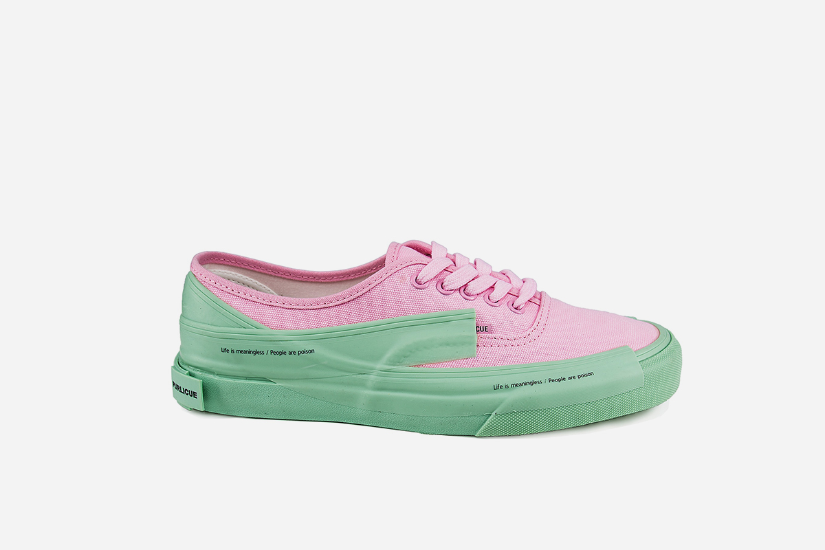 'Life is Meaningless' Sneaker