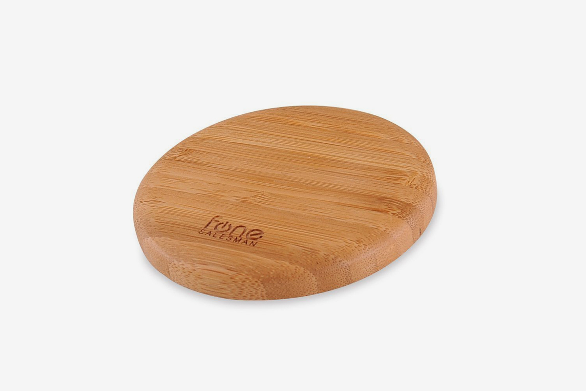 WoodPuck Wireless Charger