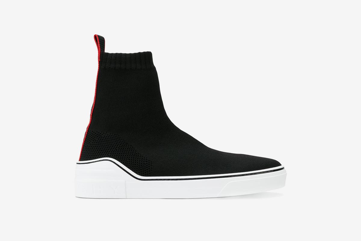 Sock Style Sneakers