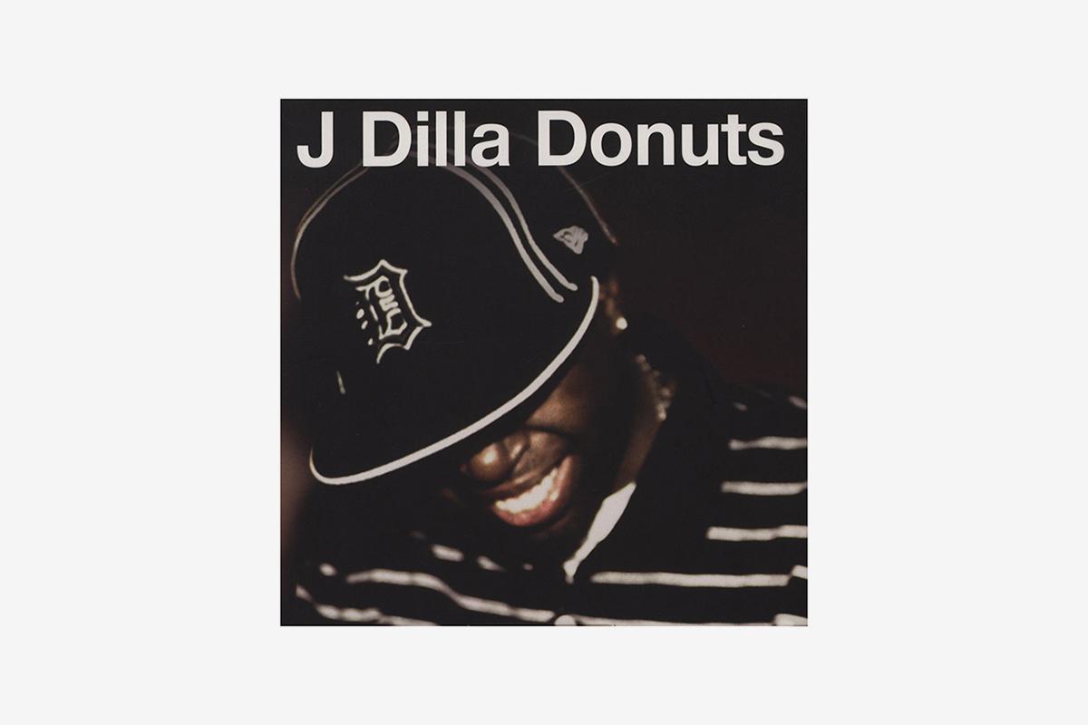 J Dilla aka Jay Dee - Donuts 45 Box Set