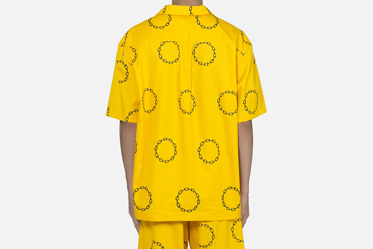Chain Pullover Shirt
