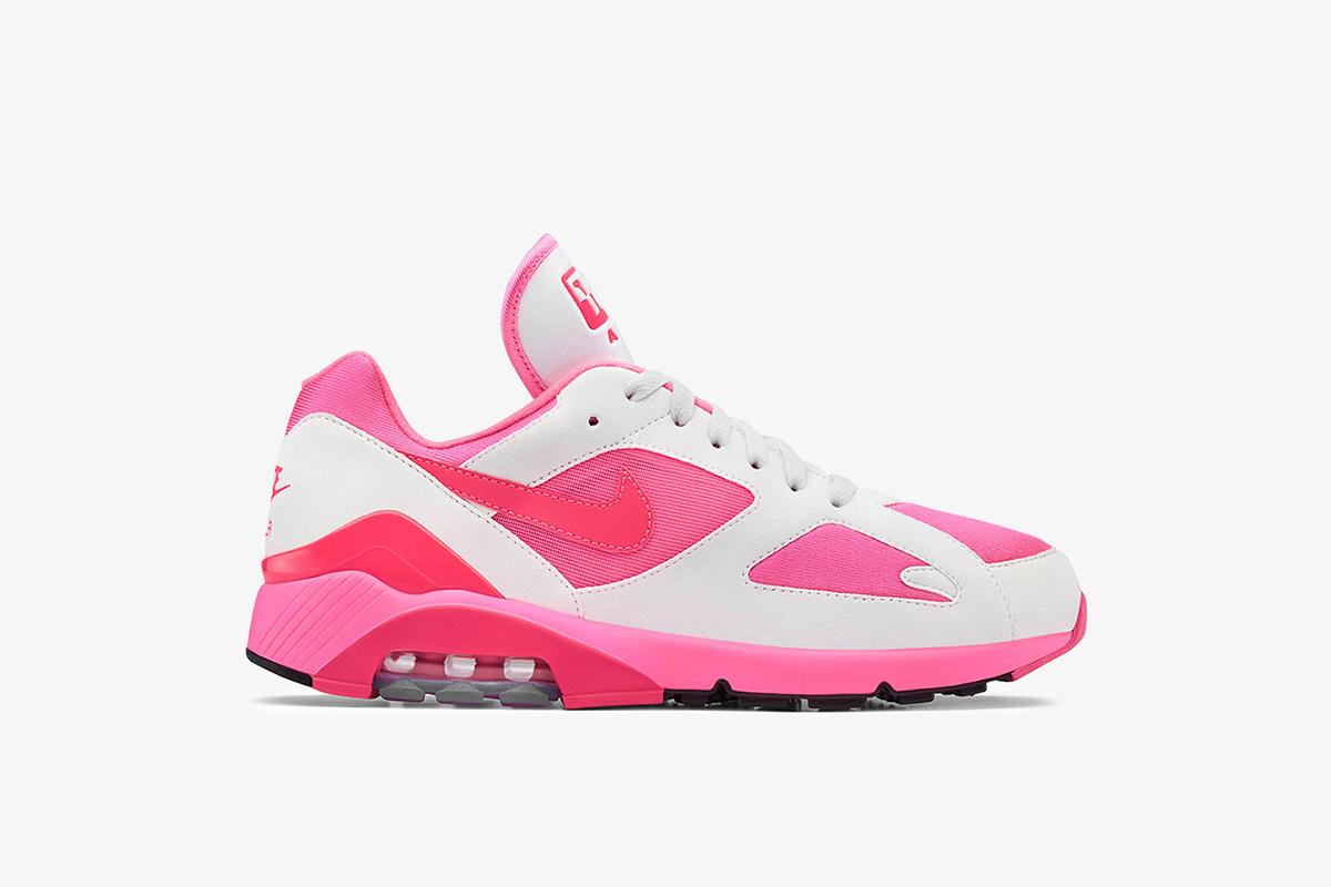 c8a873e7101 Here s Where You Can Cop the COMME des GARÇONS x Nike Air Max 180 ...