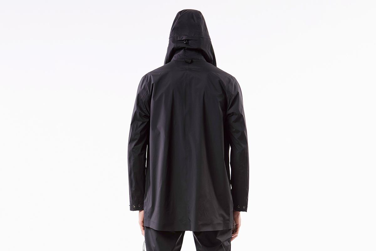 3L Hooded Mac