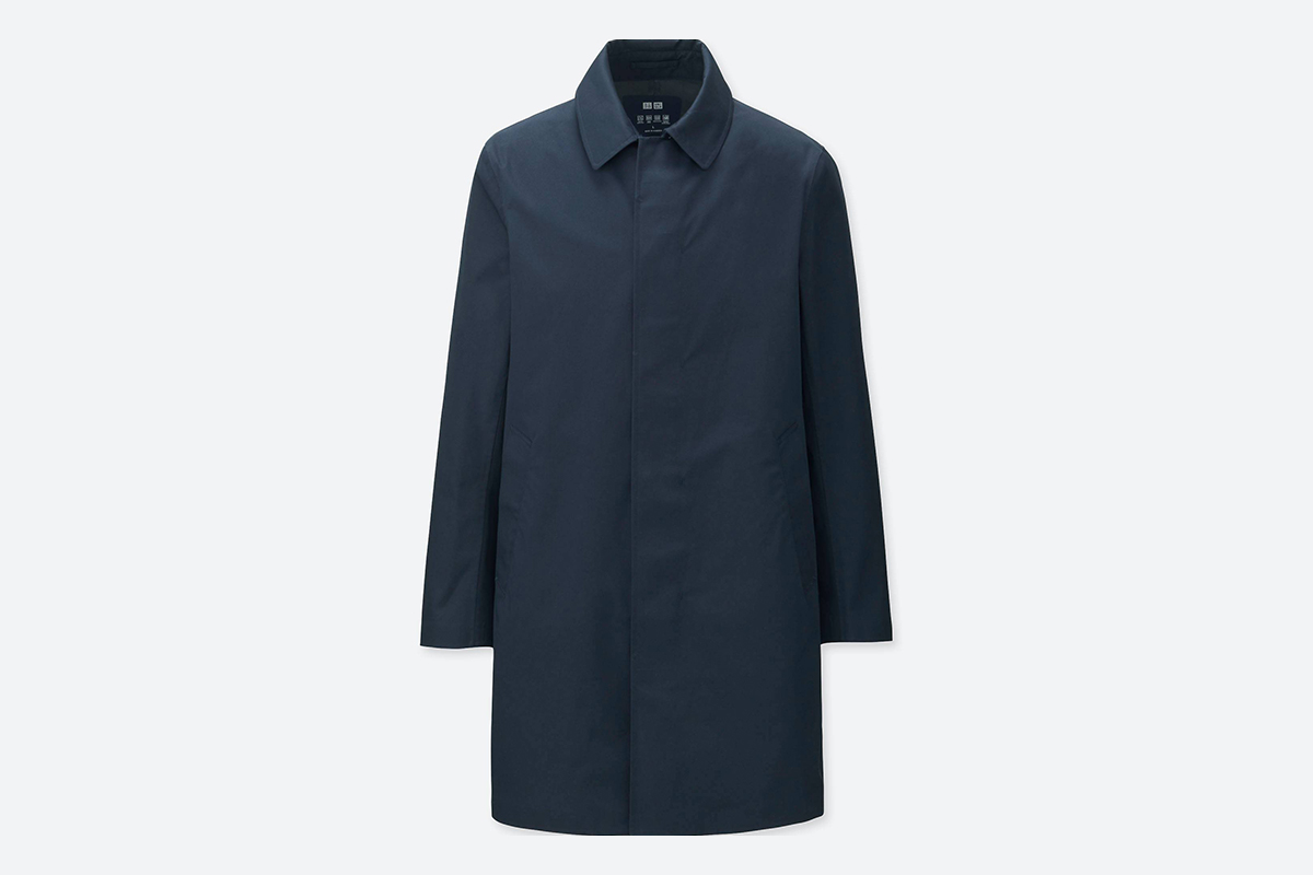 Blocktech Coat