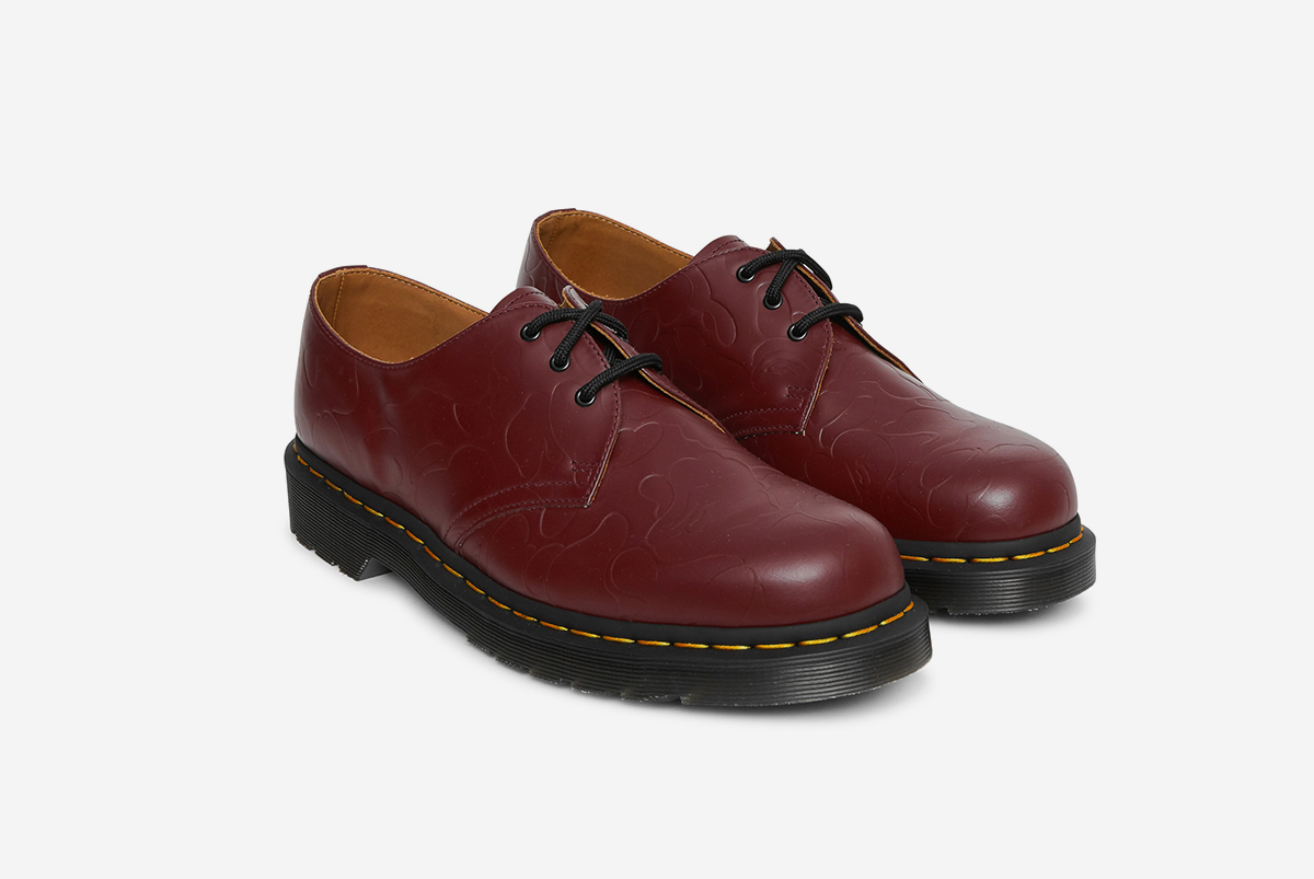 1461 Shoes Cherry Red