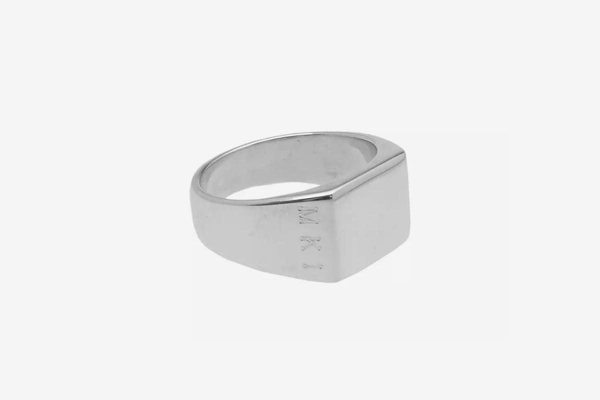 Square Signet Ring