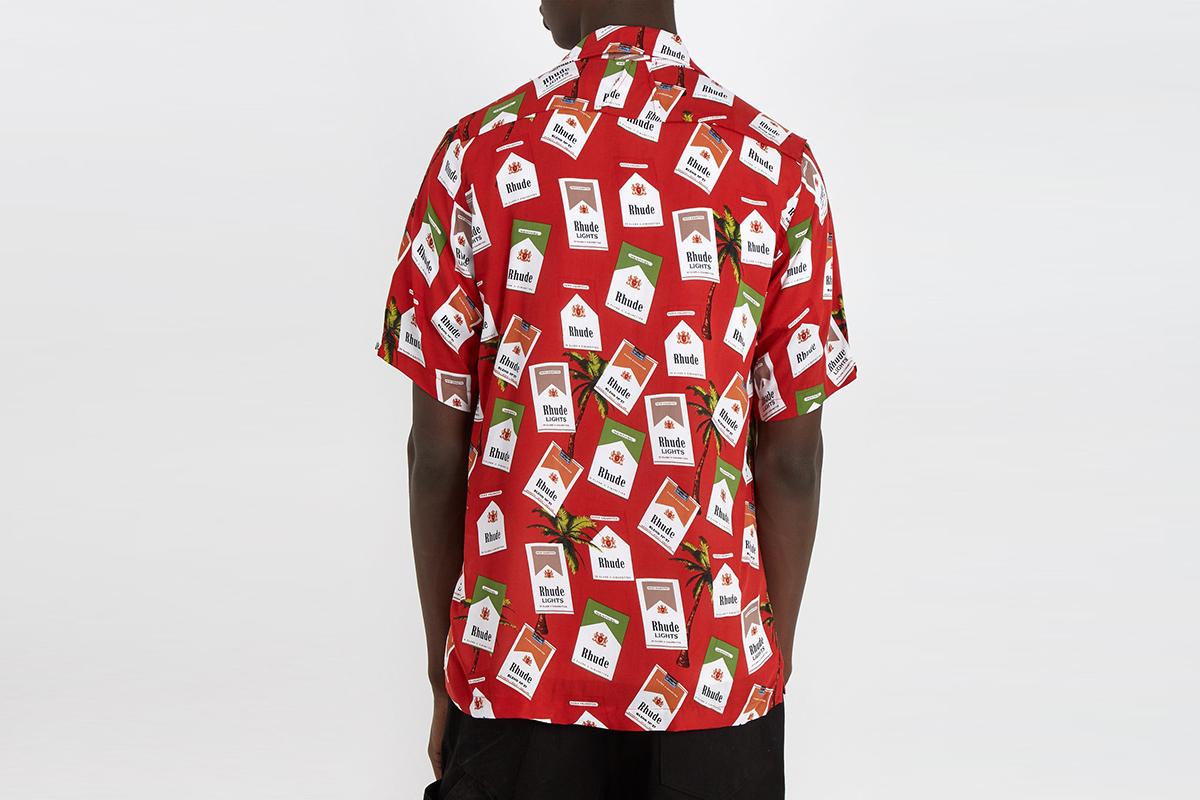 Hawaiian Logo Shirt