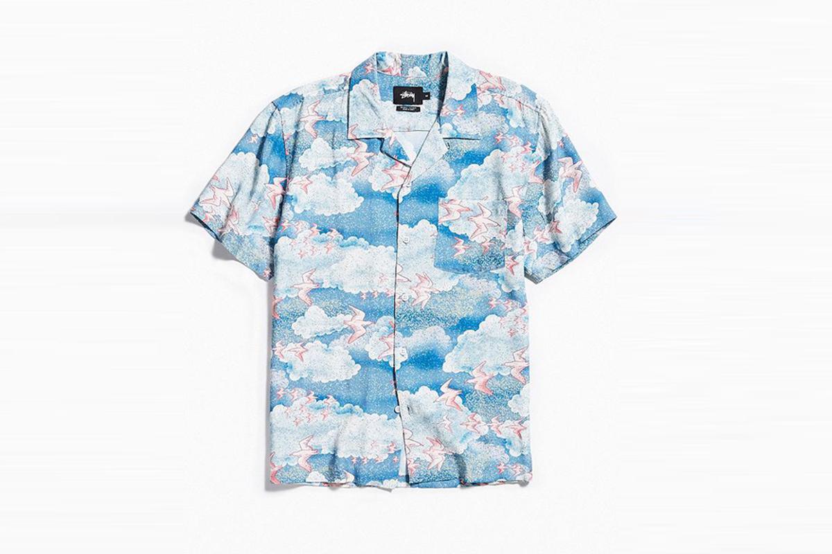 Cloud & Birds Shirt
