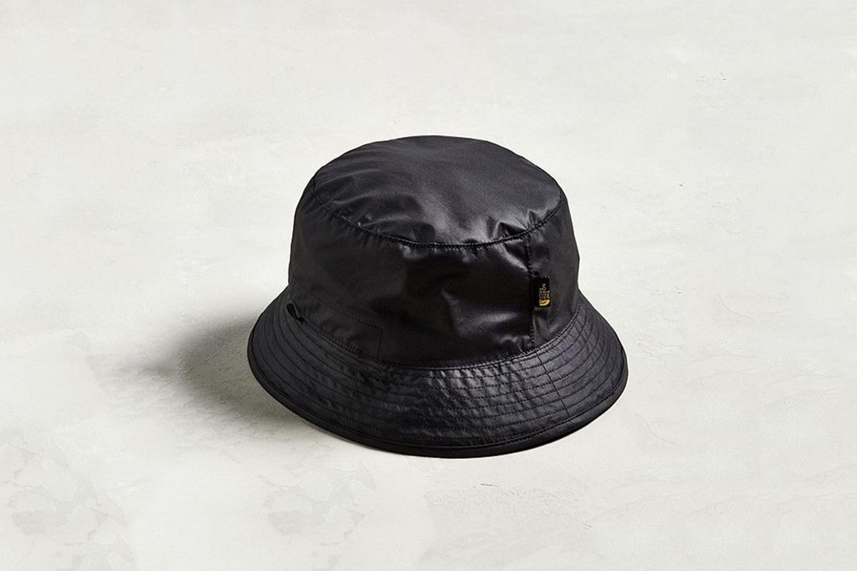 Sun Stash Bucket Hat