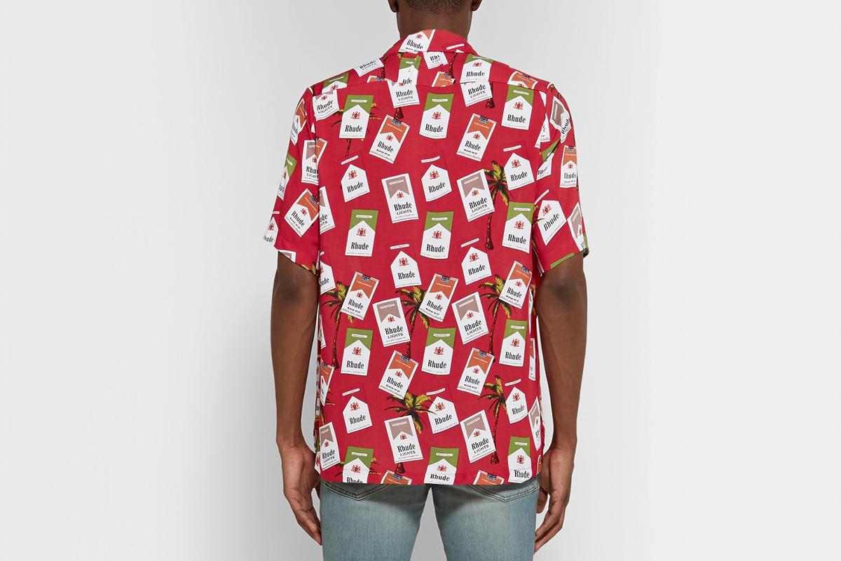 Cigarette Shirt
