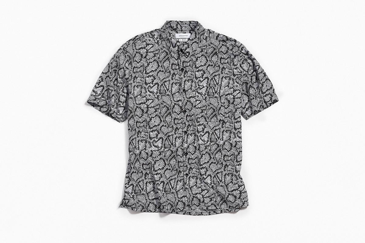 Python Rayon Shirt