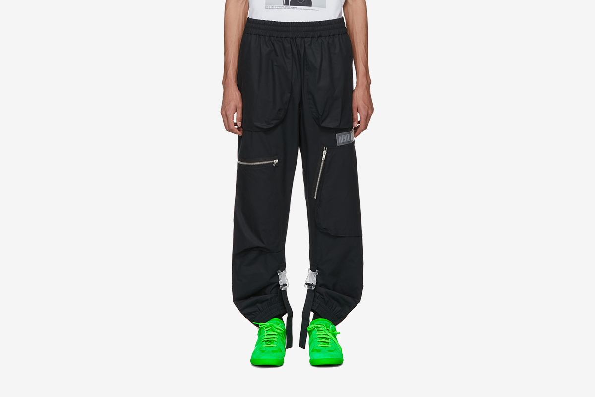 Art Dad Shuttle Track Pants