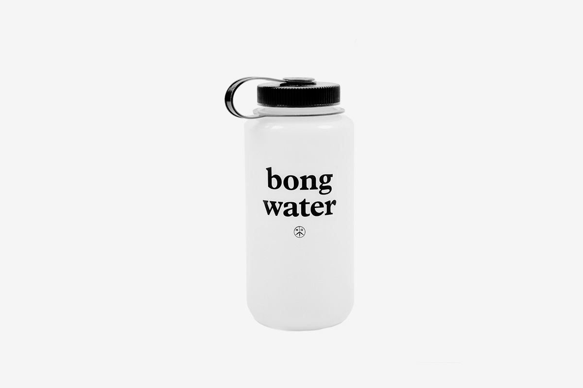 Bong Water Bottle