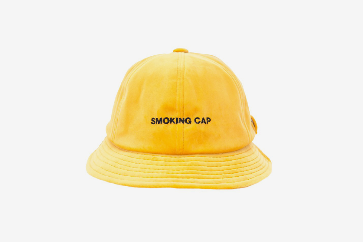 Smoking Cap