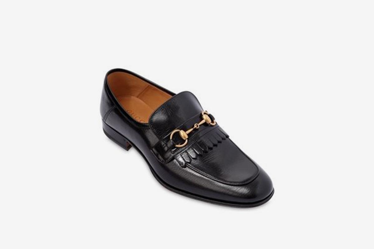 Harbor Fringed Horsebit Loafers