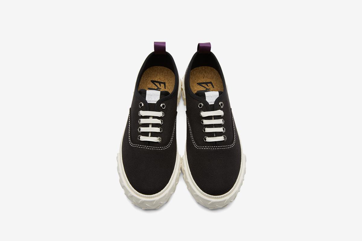 Canvas Viper Sneakers