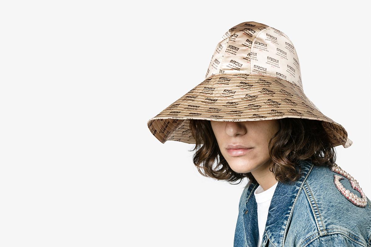 Silk Bucket Hat