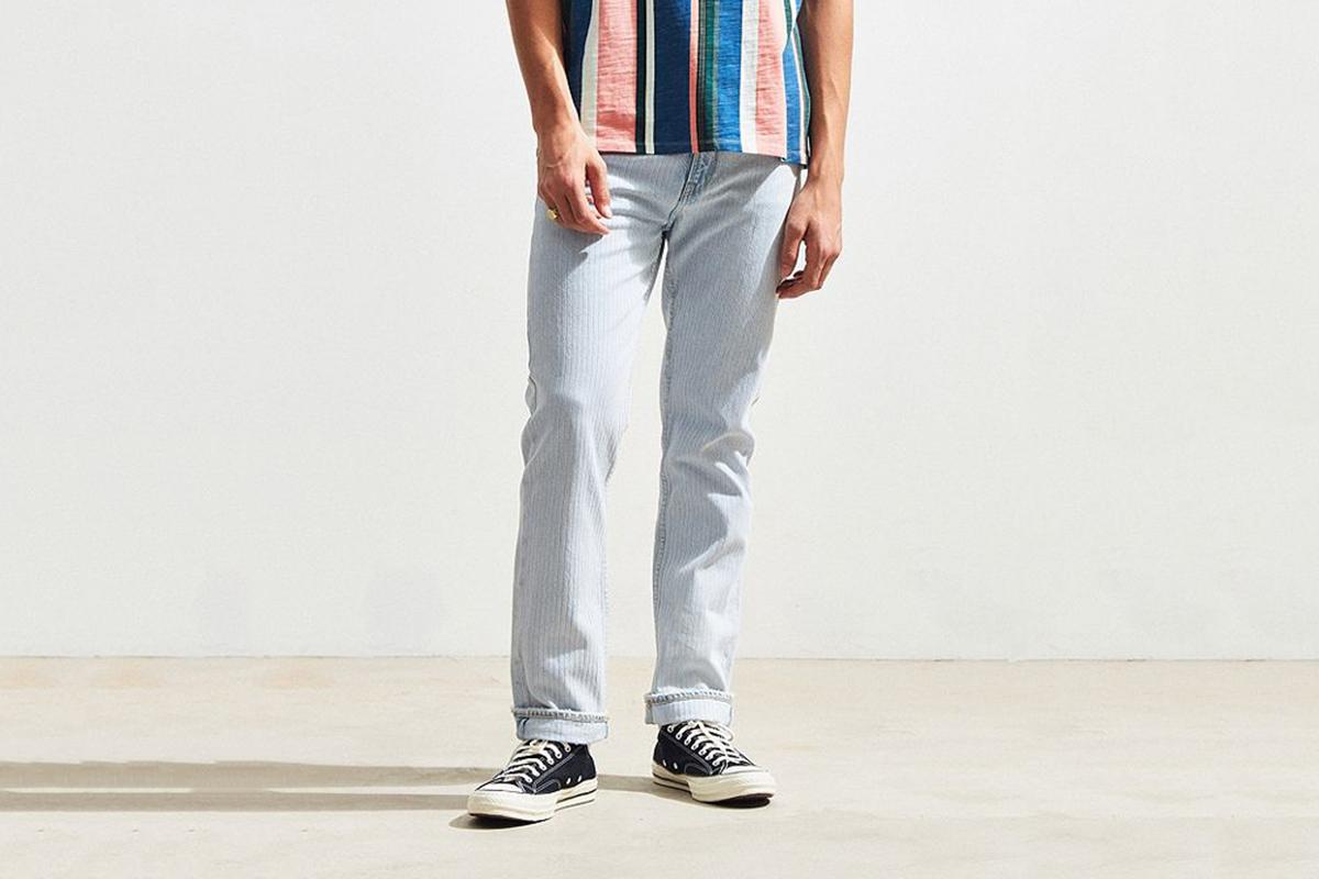 High Rise Slim Jean