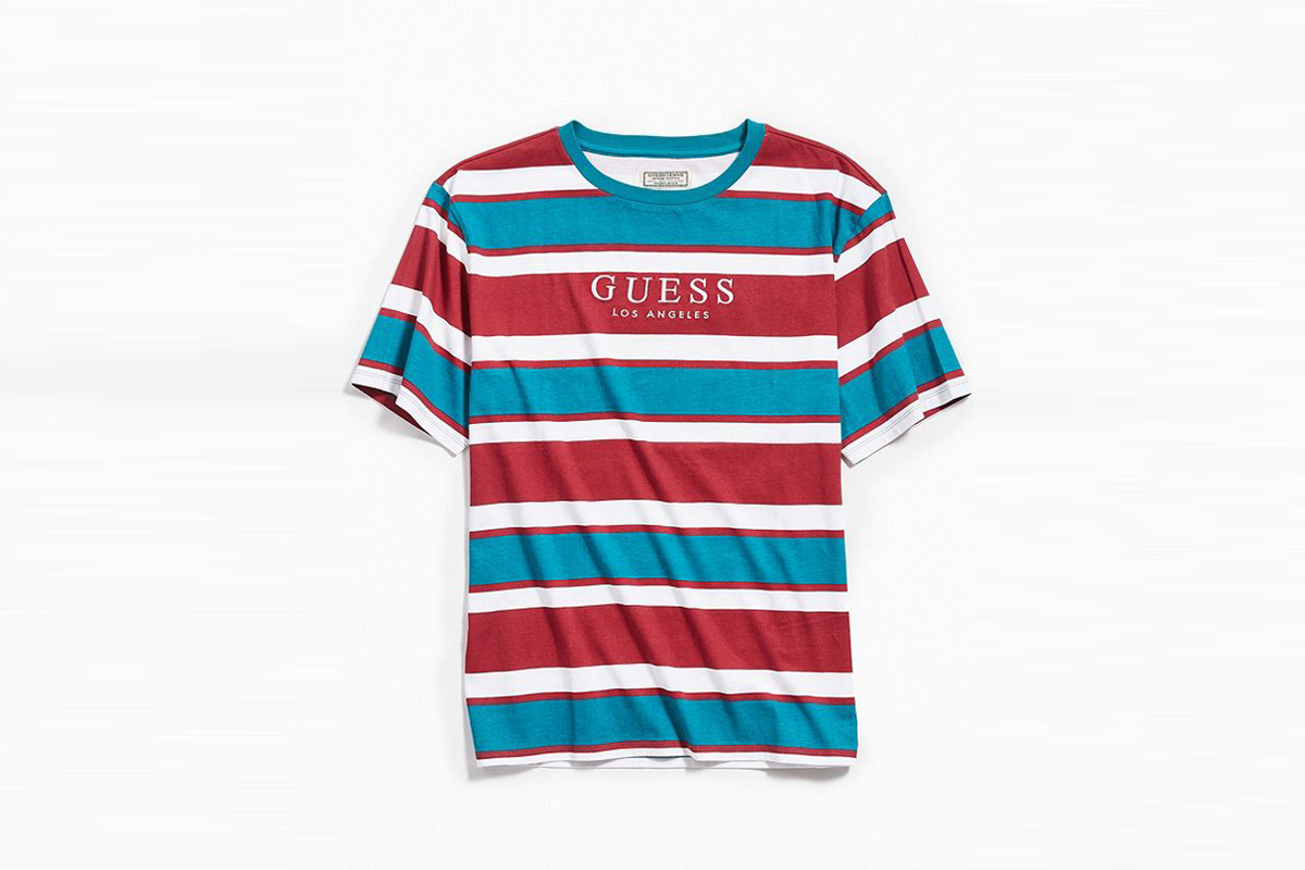 St James Striped Tee
